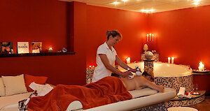Massage im Wellnesshotel in Rinchnach